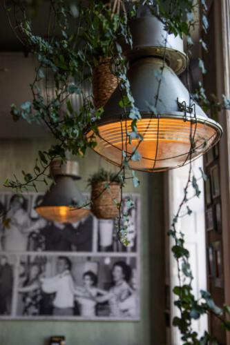Hangende lampen